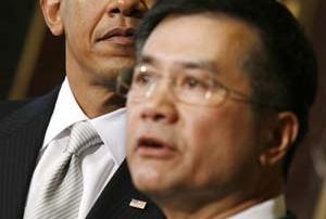 Locke and Obama