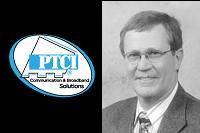 PTCI logo and Ron Strecker headshot