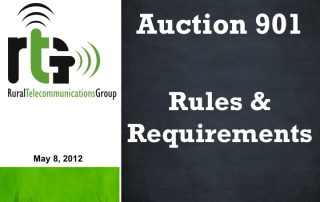 Auction 901 Webcast